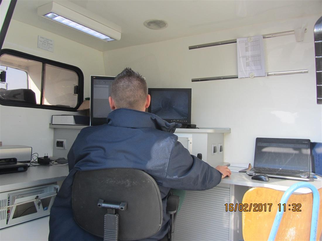 Ispitivanje i vizualno kodiranje stanja snimanjem daljinski upravljanom CCTV kamerom HRN EN 13508-2:2011